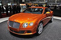賓利Continental GT