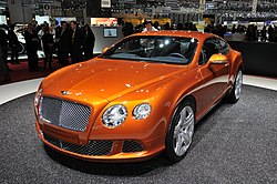 The new Bentley Continental GT (5546164893).jpg