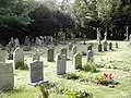 The other part of the graveyard - geograph.org.uk - 797035.jpg