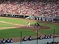 The team at bat (in MAZDA Zoom-Zoom Stadium).JPG