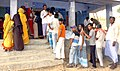 The voters standing in a queue to cast their vote at Samudayak Bhawan, Nathpur, Bhagalpur, Bihar, during the third phase of General Election-2009 on April, 30, 2009.jpg