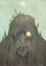 Forest troll. (Theodor Kittelsen, 1906)