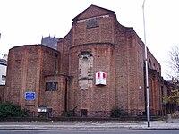 Former Third Church of Christ, Scientist, Liverpool