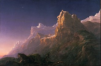 Prometheus Bound (Thomas Cole) - Image: Thomas Cole Prometheus Bound Google Art Project