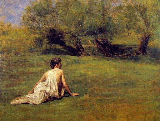 Thomas Eakins An Arcadian