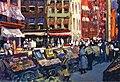 Thompson and Bleecker Streets by George Benjamin Luks.jpg