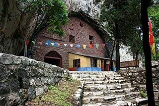 Yiyuan Rong Cave Group