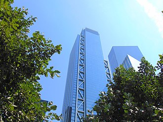 Financial District, Manhattan - Image: Three World Trade Center, New York, NY