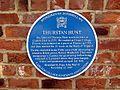 Thurstan Hunt plaque - geograph.org.uk - 1316262.jpg