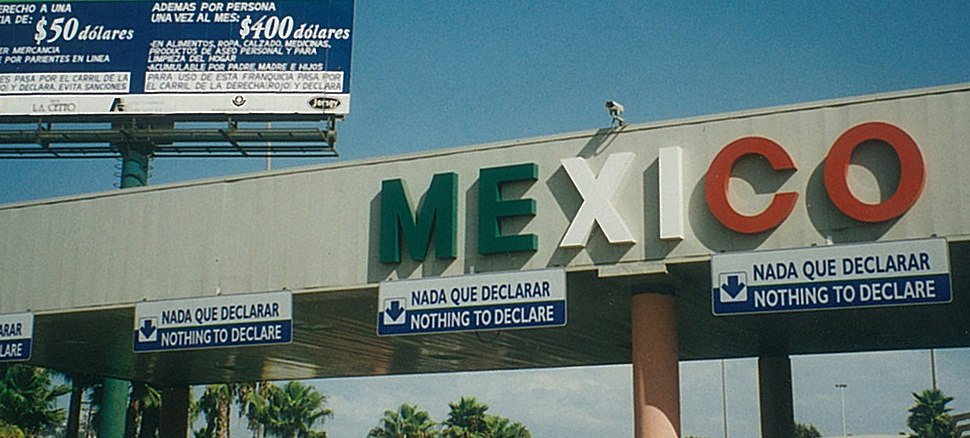 Tijuana border San Diego