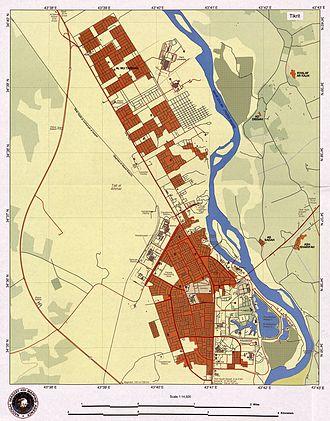 Tikrit - Image: Tikrit City (c 2004)