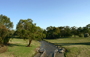 Rowville, Victoria - Tirhatuan Wetlands, to the south of Rowville