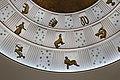 Tito chini, padiglione delle feste di castrocaro, atrio circolare, lucernario con i simboli delle costellazioni, 1936-41, 02.jpg