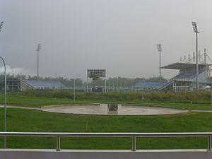 Couva - Ato Boldon Stadium