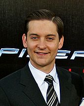 Tobey Maguire was paired opposite Dunst in the Spider-Man series.