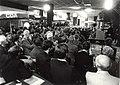 Toespraak van de minister-president Ruud Lubbers, tijdens een CDA-bijeenkomst. Aangekocht in 1984 van United Photos de Boer bv. - Gepubliceerd in het Haarlems Dagblad van 01.12.1983.JPG