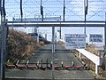 Tokaido Shinkansen Kakegawa set-off yard & approach way.jpg