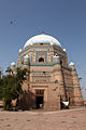 Tomb of Shah Rukn-e-Alam view.JPG