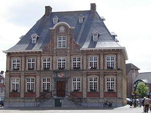 Torhout - Image: Torhout City hall 1