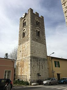 Torre civica Vecchiano