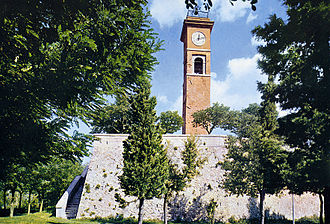Montescudo-Monte Colombo - Civic Tower of Montescudo