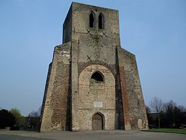Remains of Saint Winoc Abbey