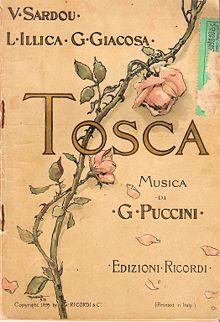 Libretto di Tosca