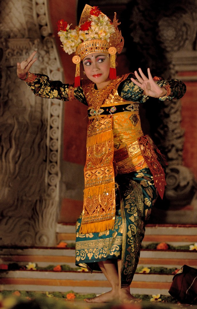 Traditional Dance in Ubud