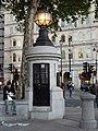 Trafalgar Square Auxiliary Police Station - geograph.org.uk - 604813.jpg