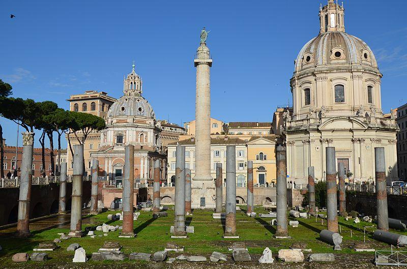 File:Trajan's Column, Rome (14085294739).jpg