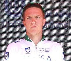 Travis Meyer al Tour Down Under 2009