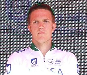 Travis Meyer (cyclist) - Meyer at the 2009 Tour Down Under