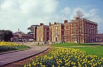Trent Park - Trent Park House