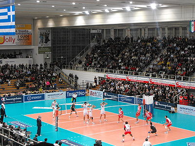 Trentino Volley in PalaTrento