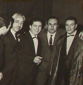 Mario Abbate - Mario Trevi - Mario Abbate (1963)