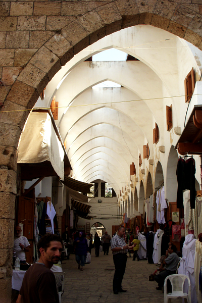 Tripoli souks -1