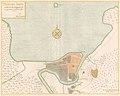 Tronhems Stadh medh the näst omliggiande platzer geometrice delinierat åhr 1658 af Olao S. Nauclero (48462753857).jpg