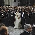 Troonswisseling 30 april inhuldiging in Nieuwe Kerk Prinses Beatrix en Prins, Bestanddeelnr 253-8322.jpg