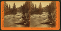 Truckee River at Truckee Station, 15 miles from Lake Tahoe, by Watkins, Carleton E., 1829-1916.png