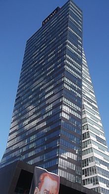 Trump Towers, Şişli - residental tower.jpg