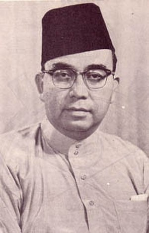 Malaysian general election, 1974 - Image: Tun Abdul Razak (MY 2nd PM)