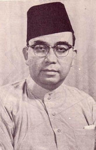 Minister of Education (Malaysia) - Image: Tun Abdul Razak (MY 2nd PM)