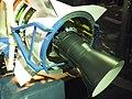 Tuyere fusée Diamant A Musée du Bourget P1010656.JPG