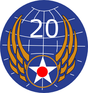 Twentieth Air Force - Emblem (World War II)
