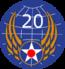 Twentieth Air Force - Emblem (World War II).png
