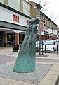 Two Rivers Water Sprites Statue, Staines - Surrey.jpg