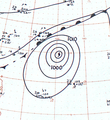 Typhoon Tess analysis 28 Mar 1961.png