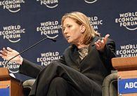 Il ministro degli esteri israeliano, Tzipora Malka Livni