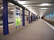 U-Bahn Berlin Spittelmarkt 2