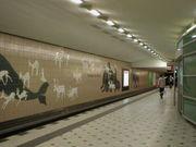 U-Bahn Berlin Zoologischer Garten